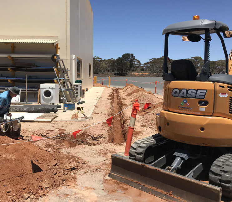 earthmoving services adelaide