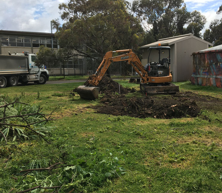 earthmoving contractor adelaide