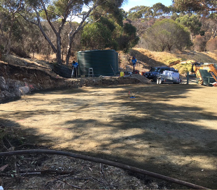 House Pad & Shed Pad Construction & Installation Adelaide
