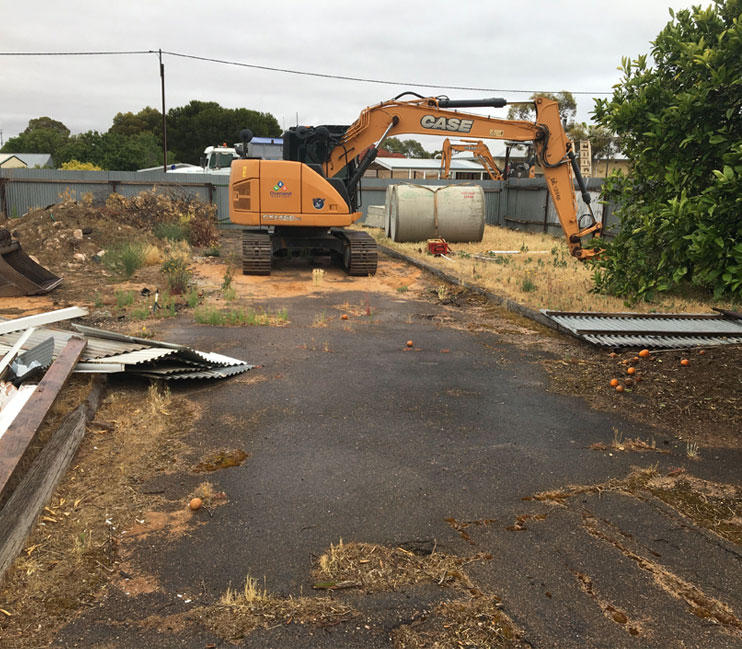 drainage contractor adelaide