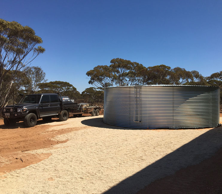 water tank supply adelaide